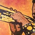 Miles Davis by Sam Miller