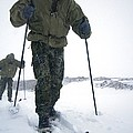 Military Arctic Survival Training by Louise Murray
