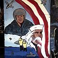 Military Mural by Doug Duffey