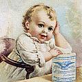 Milk Trade Card, 1893 by Granger