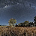 Milky Way Over Parkes Observatory by Alex Cherney, Terrastro.com