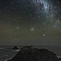 Milky Way Over Phillip Island, Australia by Alex Cherney, Terrastro.com