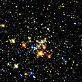 Milky Way Star Cluster by Jennifer Rondinelli Reilly - Fine Art Photography