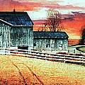 Mill Creek Farm by Hanne Lore Koehler