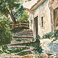 Millstone Aria by Frank SantAgata