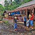 Minahasa Traditional Home 3 by Mark Sellers
