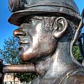 Miner Statue by Steve Purnell