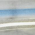 Minimalism In Primarily Grey by Lenore Senior