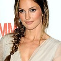 Minka Kelly At Arrivals For The by Everett