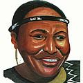 Miriam Makeba by Emmanuel Baliyanga