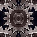 Mirror Gears by Steve Gadomski