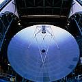 Mirrors Of The James Clerk Maxwell Telescope, Jcmt by David Nunuk