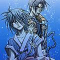 Misao And Aoshi by Tuan HollaBack