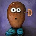 Misfit Potato Head 3 by Leah Saulnier The Painting Maniac