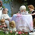 Misfit Tea Party by Fraida Gutovich