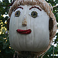 Miss Julia Scarecrow by Susan Herber