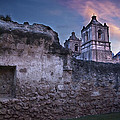 Mission Concepcion Early Morning by Melany Sarafis