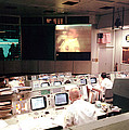 Mission Operations Control Room - by Everett