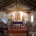 Mission San Antonio De Padua 3 by Bob Christopher