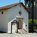 Mission San Rafael Arcangel Chapel by Methune Hively