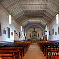 Mission Santa Ines 3 by Bob Christopher