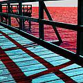 Mississippi  Pier - Ver. 10 by William Meemken