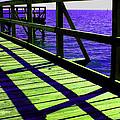 Mississippi  Pier - Ver. 7 by William Meemken