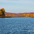 Mississippi River Fall by Dave Tackett