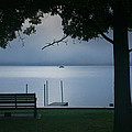 Mist On The Lake by Steven Ainsworth