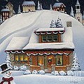 Mistletoe Cottage by Catherine Holman