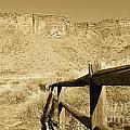 Moab - Sepia by Pamela Walrath