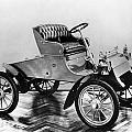 Model A Ford, 1903 by Granger