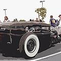 Model A Sedan by Steve McKinzie