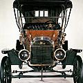 Model T Ford, 1910 by Granger