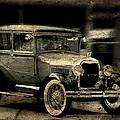 Model T No. 2 by Janice Adomeit