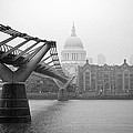 Modern And Traditional London by Lenny Carter