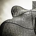 Modern Basket Weaving In London by Lenny Carter