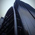 Modern Building In Tokyo by Naxart Studio