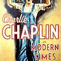 Modern Times, Charlie Chaplin, 1936 by Everett