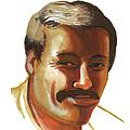 Mohammed Lakhdar Hamina by Emmanuel Baliyanga