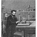 Moissan Isolating Fluorine, 1886 by Mehau Kulyk