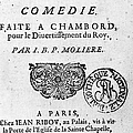 Moliere (1622-1773) by Granger