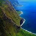 Molokai Coast by Matt Helm