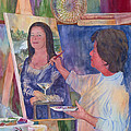 Mona Lisa by Paula Robertson