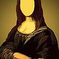 Mona Lisa by Setsiri Silapasuwanchai