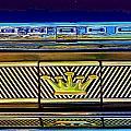 Monarch by Burney Lieberman