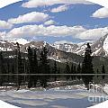 Monarch Pass Lake by Peggy Starks