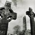 Monasterboice, Co Louth, Ireland, High by Sici