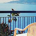 Mondello Bay Sicily by Ian  MacDonald