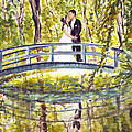 Monet Wedding by Clara Sue Beym